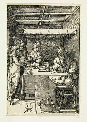 Le Chef de saint Jean-Baptiste