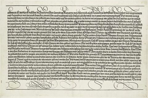 L'arc de triomphe de Maximilien : texte II