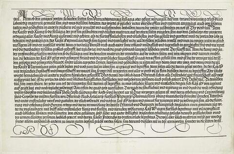 L'arc de triomphe de Maximilien : texte III