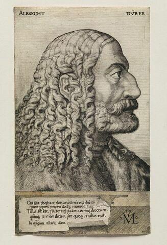 Portrait d'Albert Dürer