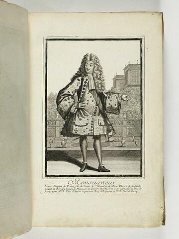 Monseigneur Louis Dauphin de France