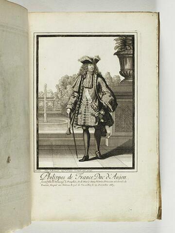 Philippe de France, duc d'Anjou