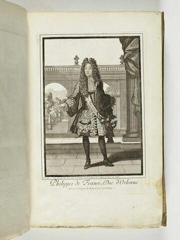 Philippe de France, Duc d'Orléans