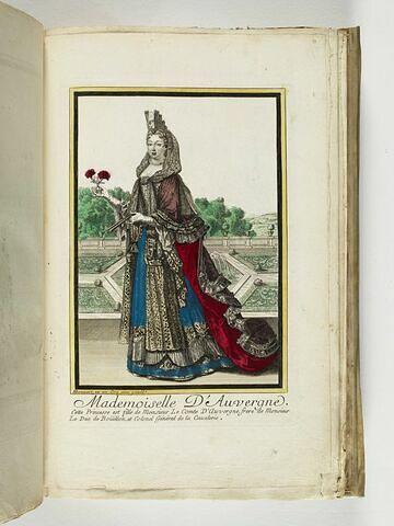 Mademoiselle d'Auvergne