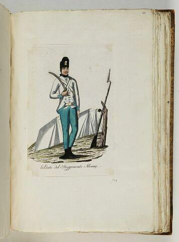 Soldato del Reggimento Alvinzi.