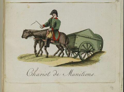 Chariot de Munitions.
