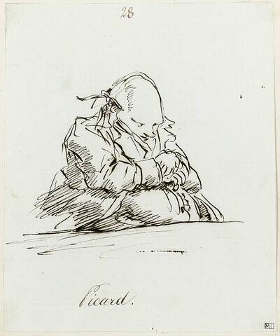 Portrait de l'auteur Louis-Benoît Picard