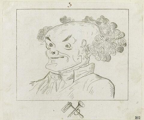 Portrait de l'astronome Joseph Jérôme Lefrançois de Lalande