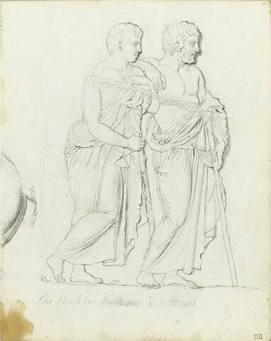 Copie d'après le Parthénon