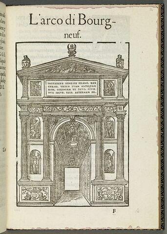 L'arc de Bourgneuf