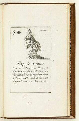 Poppée Sabine