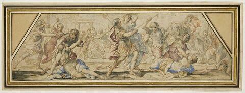 L' Enlèvement des Sabines