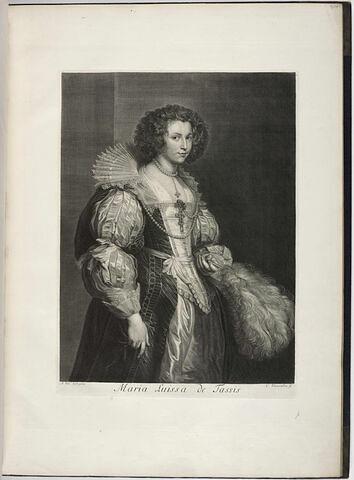 Maria Luissa de Tassis