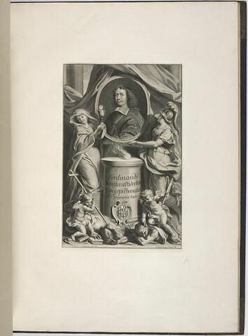Ferdinandi monaster. et paderbor episcopi poemata